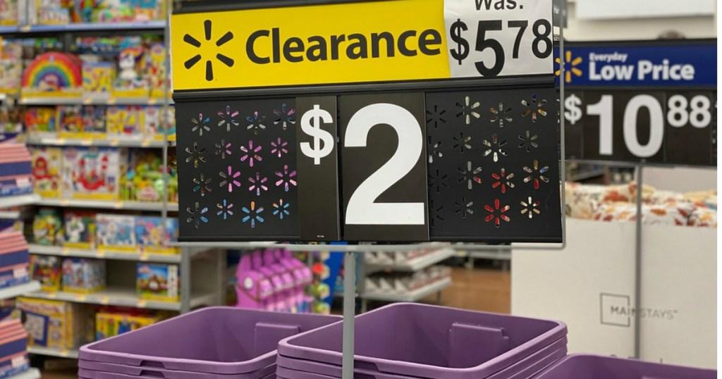 Walmart Totes