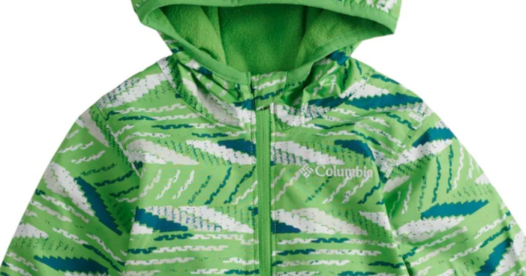 Columbia Pixel Jacket