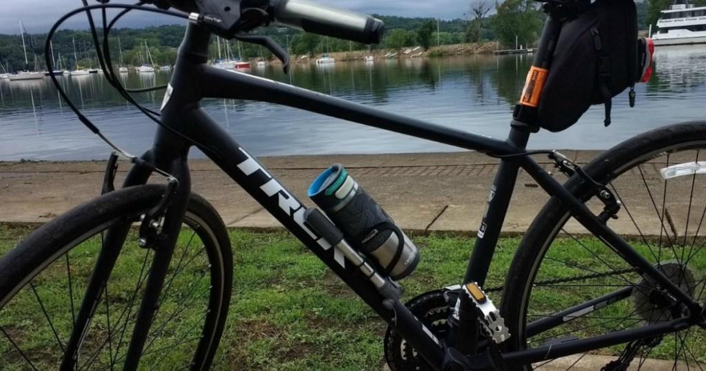 Contigo Travel Mug in bike