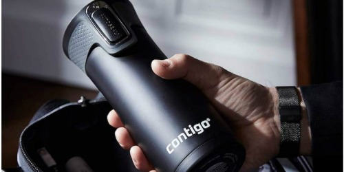 ALL Contigo Tumblers OR Water Bottles Only $8.49 at Kohl's (Regularly up to $25)