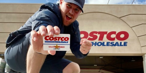 Score a $40 Costco Shop Card w/ New Membership & $40 Off $250 Online Purchase