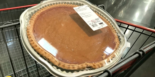 Costco's Almost 4-Pound Pumpkin Pies Are Now Available