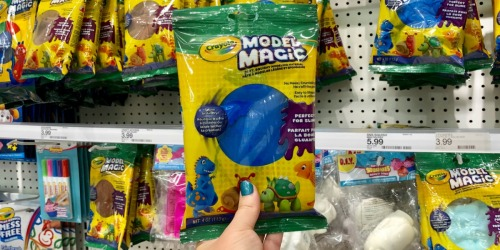 20% Off Crayola Model Magic at Target | Just Use Your Phone