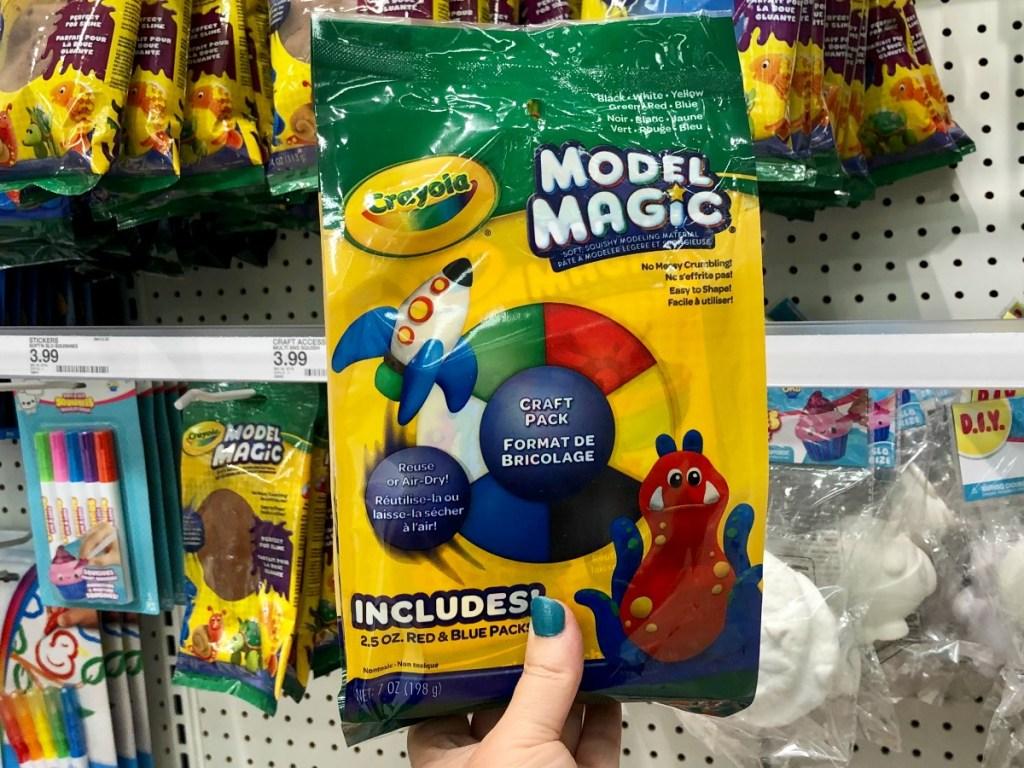 Crayola Model Magic Craft Pack