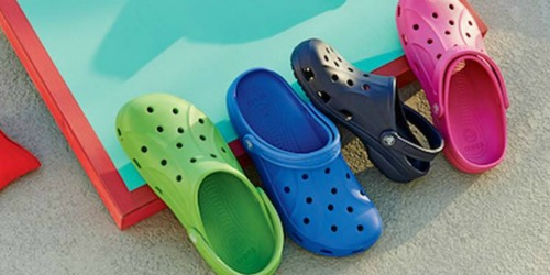Up to 70% Off Crocs for the Entire Family