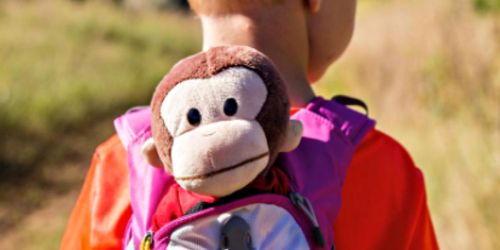 GUND Curious George 12″ Stuffed Animal Plush Just $6.69 (Regularly $15)