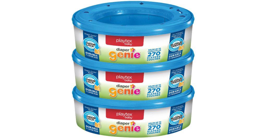 diaper genie refill 3 pack