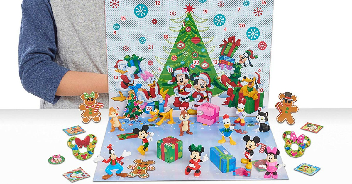 NEW Disney Advent Calendars In Stock On Amazon - Hip2Save