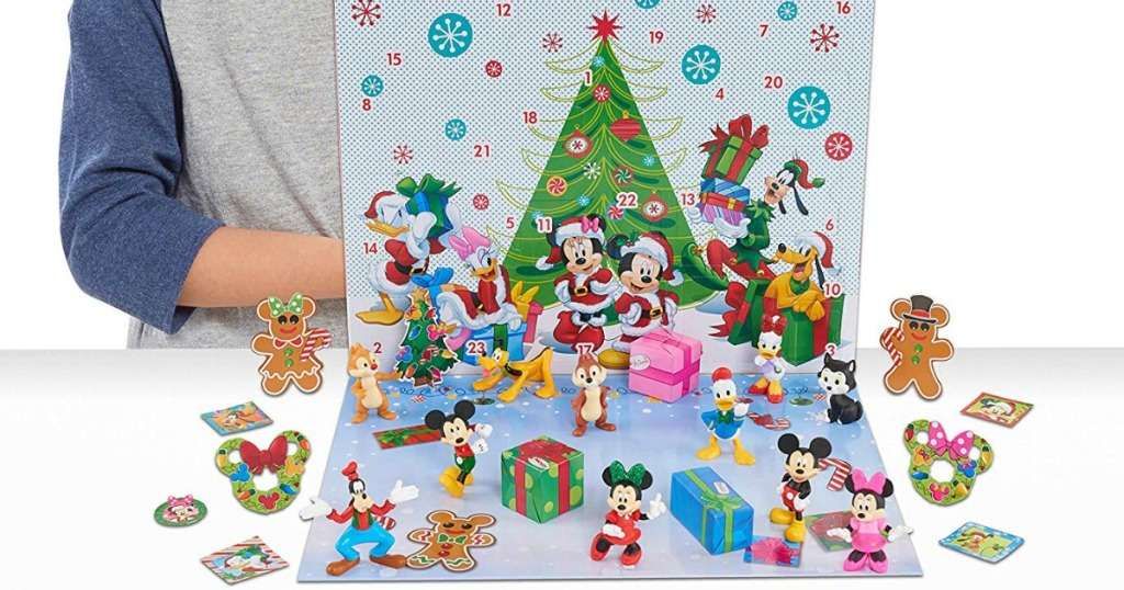 new disney advent calendars in stock on amazon hip2save. Black Bedroom Furniture Sets. Home Design Ideas