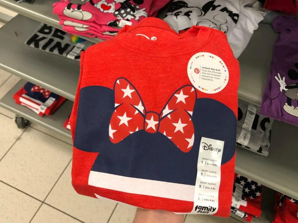 Disney Patriotic Bodysuit