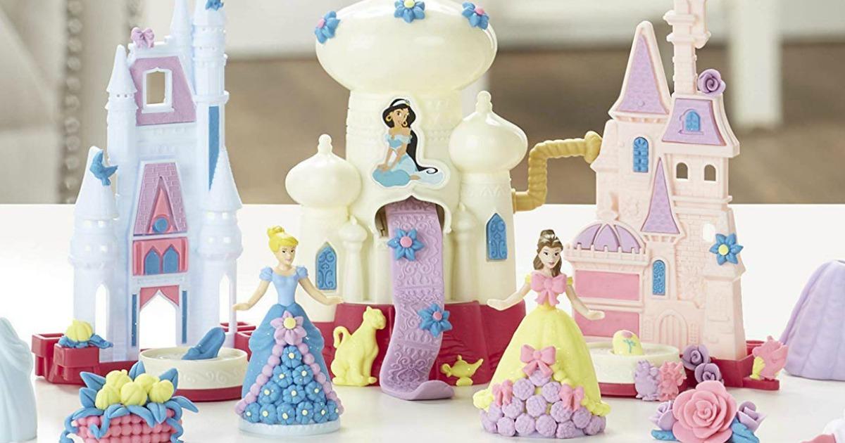 Disney Play-Doh Castle Set