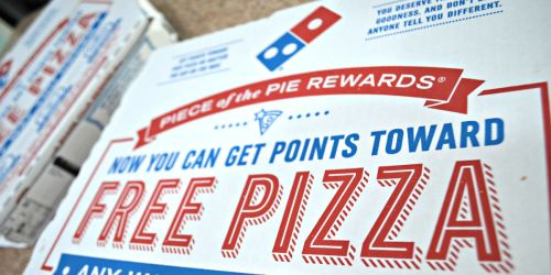 Over 5,000 Win FREE Domino's Pizza e-Gift Cards ($4 – $100 Value)