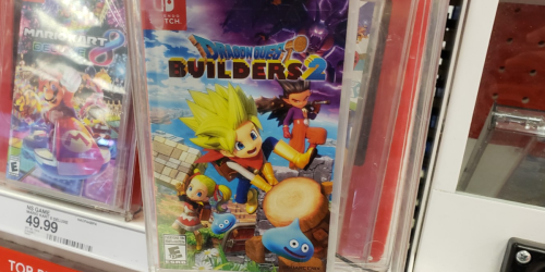 Dragon Quest Builders 2 Nintendo Switch Video Game Just $45 Shipped + More