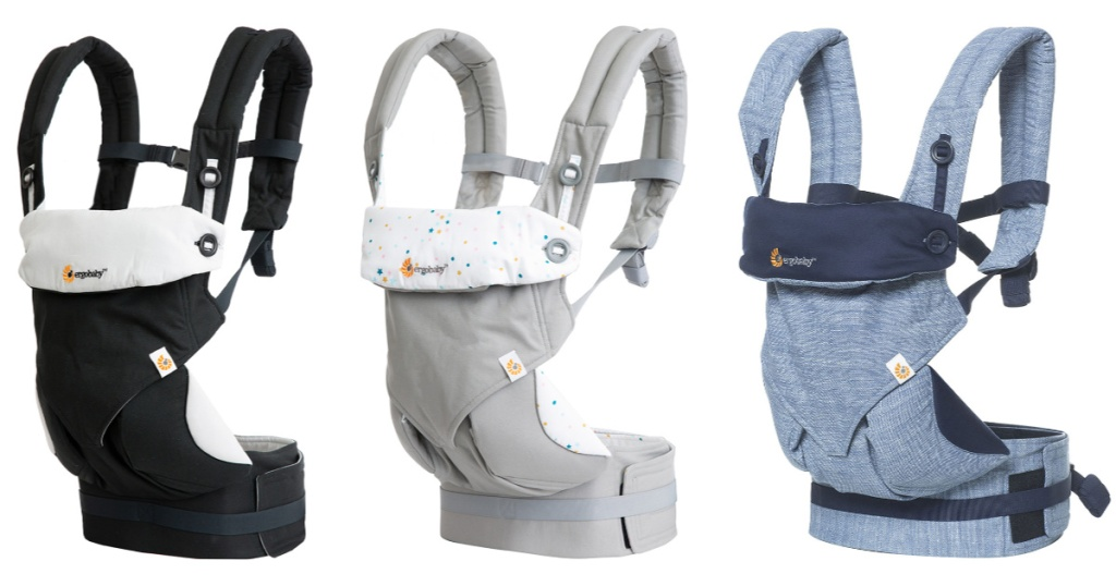 3 ergobaby carriers