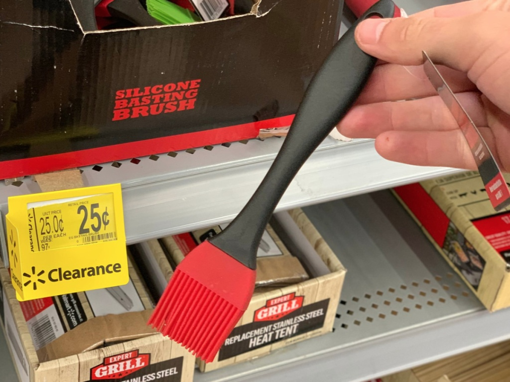Expert Grill Silicone Basting Brush