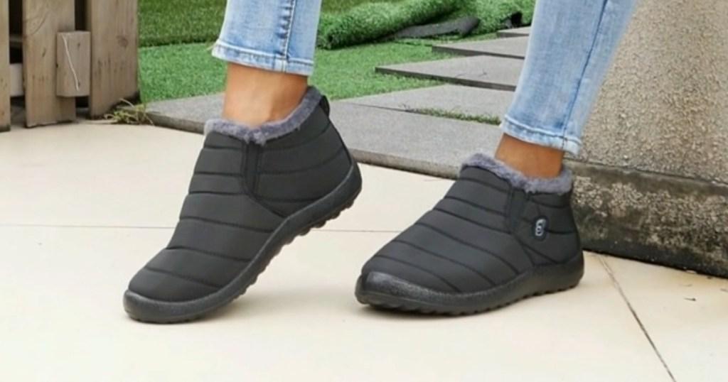 Joinfree Men's & Women's Boots