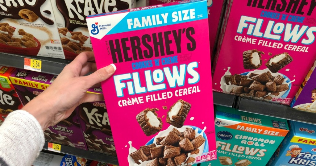 Fillows Cereal