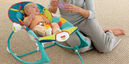 Fisher-Price Infant-To-Toddler Rocker Only $24 at Amazon (Regularly $40)