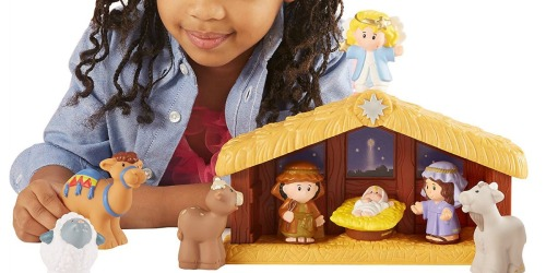 Fisher-Price Little People Nativity Set Only $20.79 + More