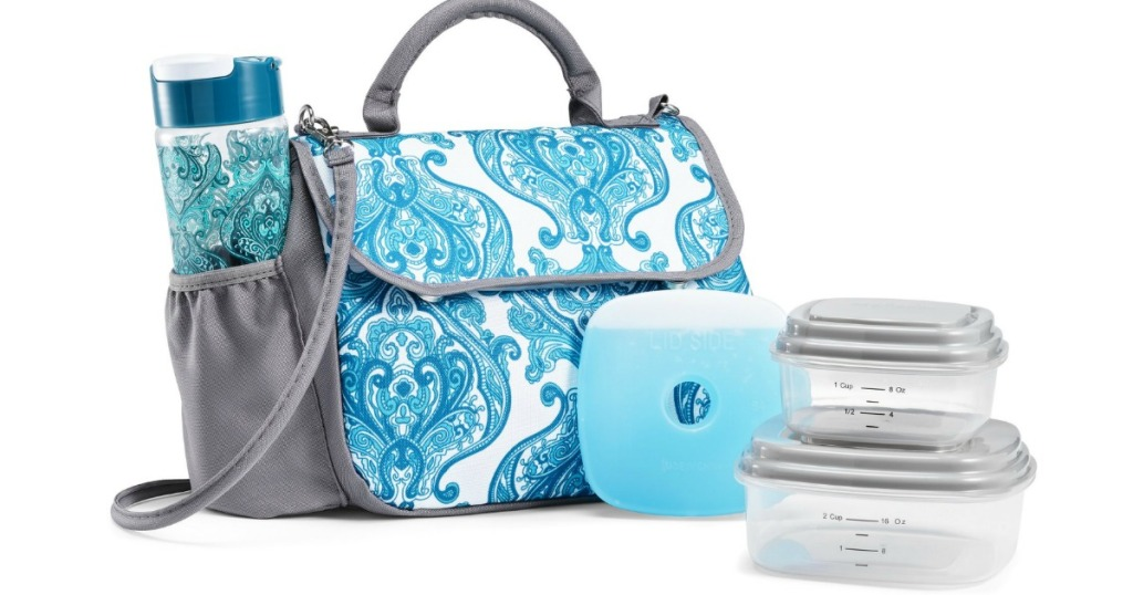Fit Fresh Lovelock Insulated Bag