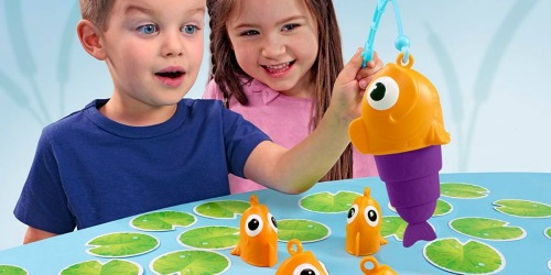 Ravensburger Five Little Fish Game Only $6.72 (Regularly $15)