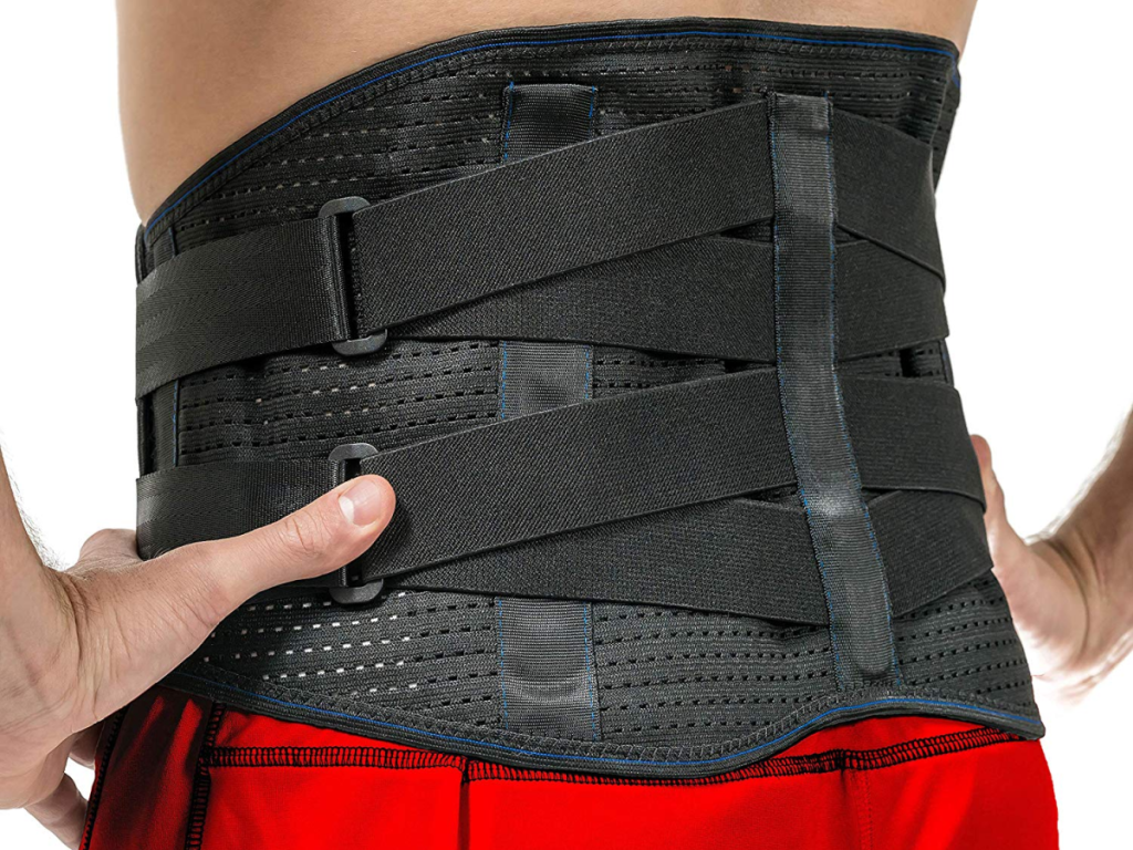 FlexGuard Support Lower Back Brace2