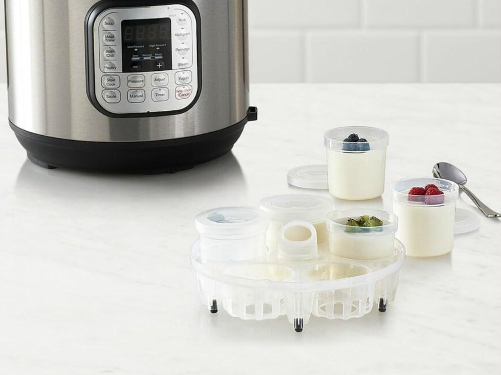 Food Network Yogurt Maker