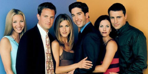 Friends The Complete Series DVD OR Blu-Ray Set as Low as $49 Shipped at Amazon
