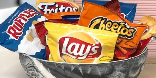 Frito-Lay Sweet & Salty Snacks Variety Pack Only $11.54 at Amazon | Just 27¢ Each Bag