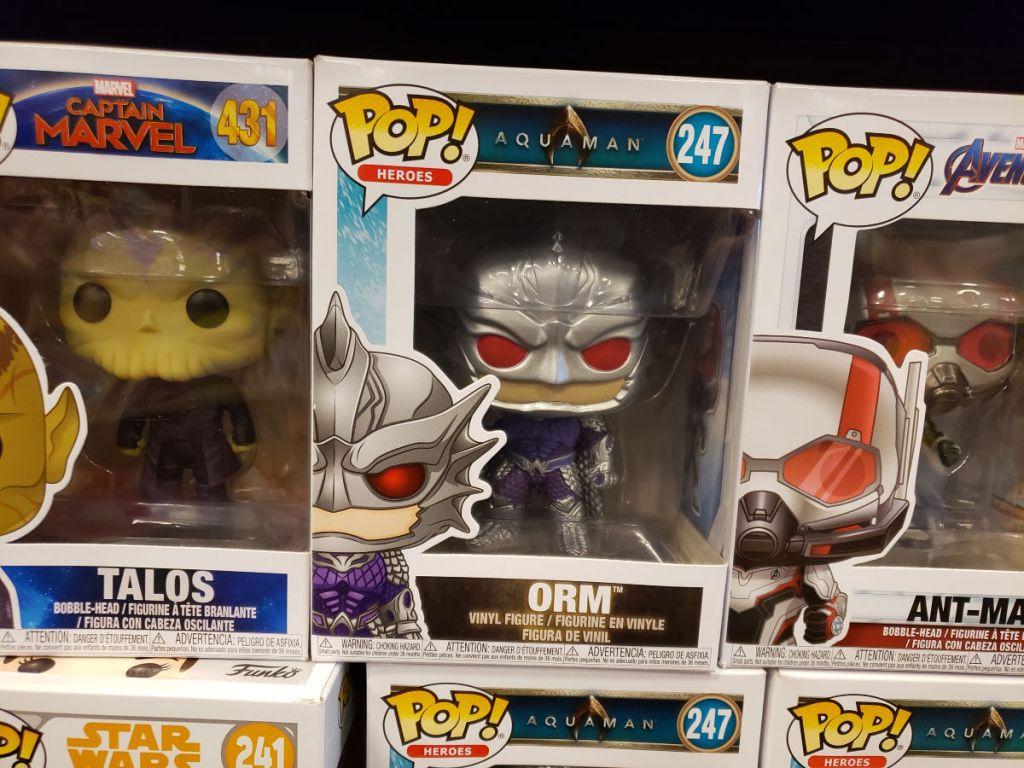 Funko Pop Aquaman