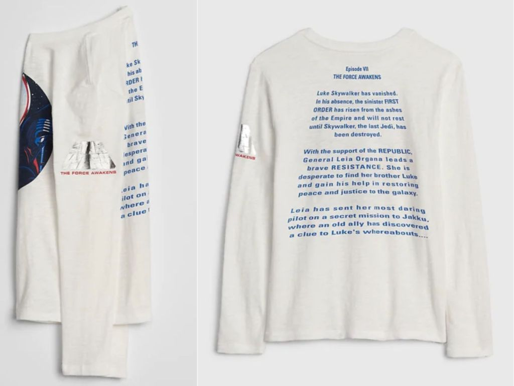 GapKids Star wars Shirt