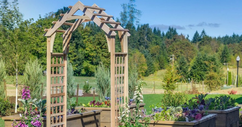 Up To 75 Off Garden Trellises At Lowe S Hip2save