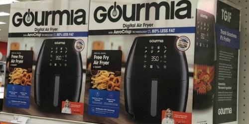 Gourmia 6-Quart Digital Air Fryer Only $49.99 Shipped (Regularly $99.99)