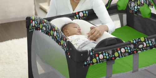 Graco Pack 'n Play Reversible Napper & Changer Playard Only $63.99 Shipped (Regularly $100)