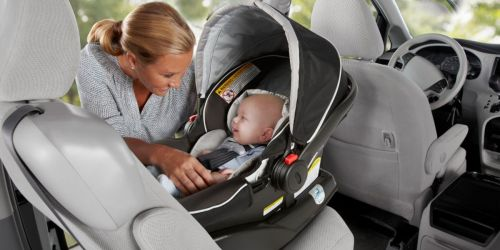 Graco SnugRide Click Connect 35 Infant Car Seat Only $73.80 Shipped (Regularly $150)