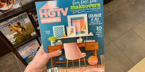 FREE 2-Year HGTV Magazine Subscription