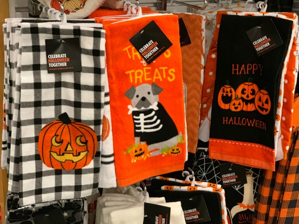 Halloween Kitchen Towels at Kohl's