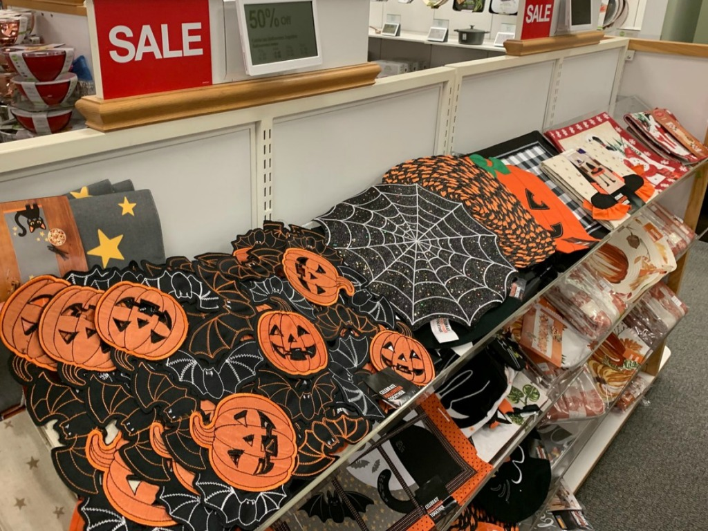 Halloween Place Mats at Kohl's