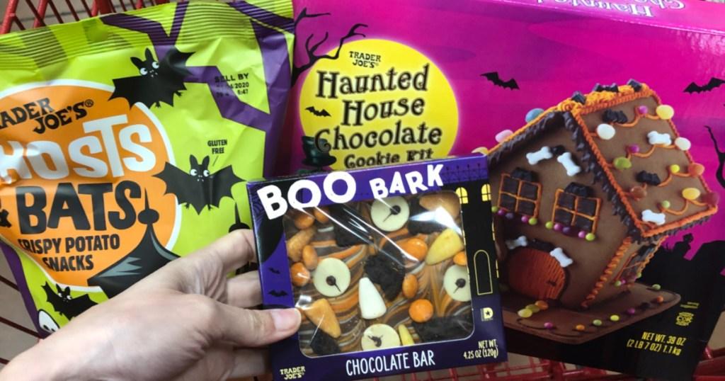 Halloween Treats at Trader Joe's
