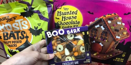 5 New Trader Joe's Halloween Treats | Cookies, Chocolate & More