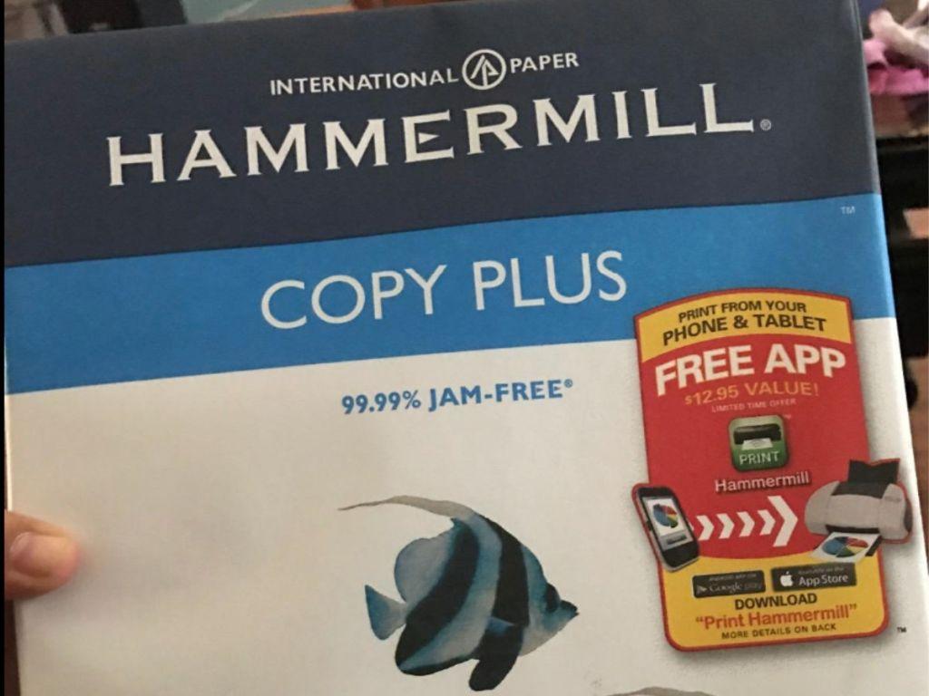 Hammermill Copy Plus