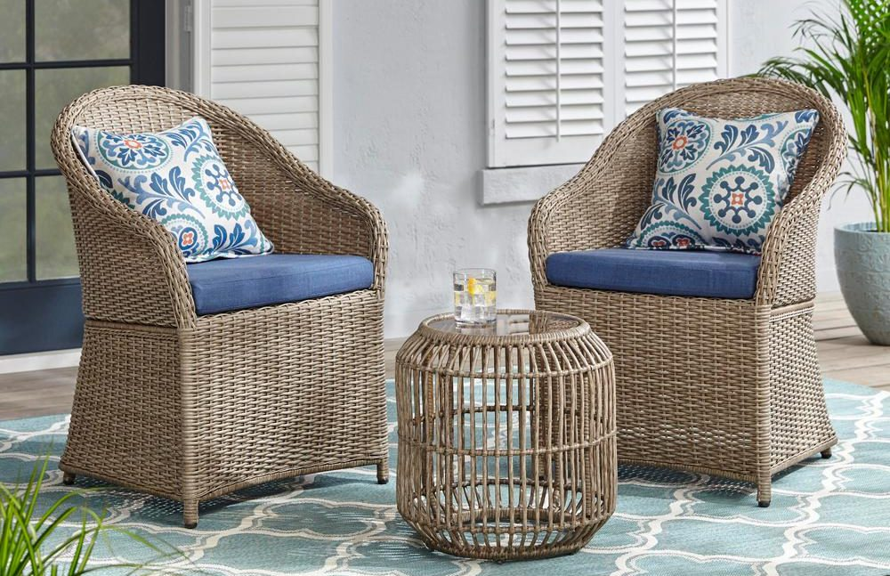 Hampton Bay Florence Patio Set