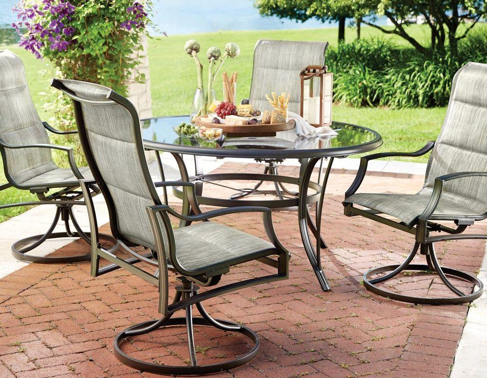 Hampton Bay Statesville Patio Set