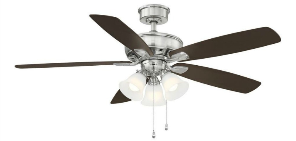 Up To 55 Off Ceiling Fans Free Delivery At Home Depot