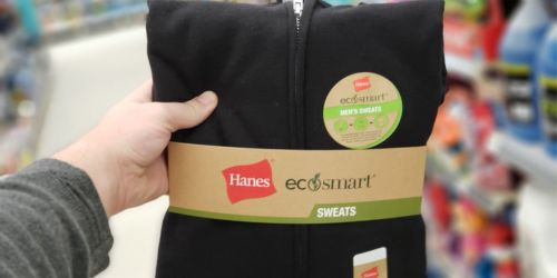 Up to 70% Off Hanes Hoodies & Sweats for the Family + FREE Shipping