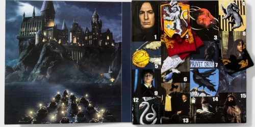15 Days of Socks Advent Calendars Only $15 at Target.com | Harry Potter, Star Wars & More