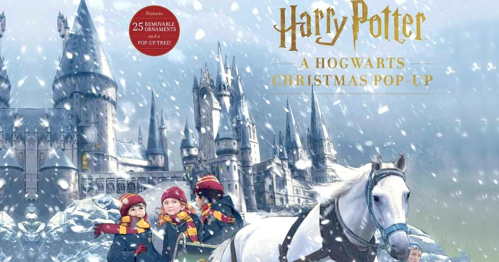 Harry Potter Hogwarts Christmas Advent Calendar book