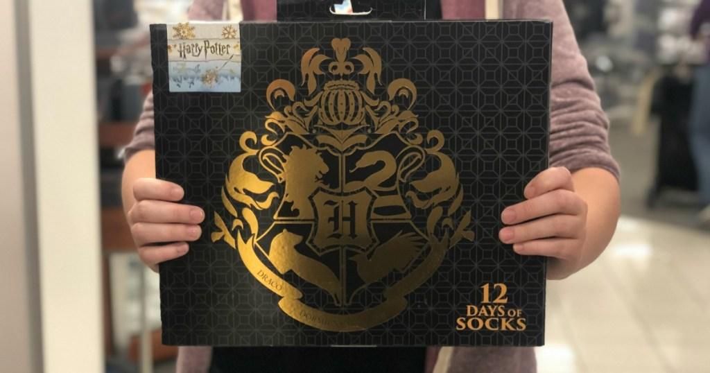 Harry Potter Advent Calendar Socks