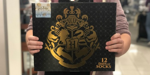 Men's 12 Days of Socks Sets as Low as $15.92 Each | Harry Potter, Star Wars & More