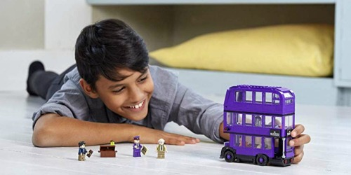 LEGO Harry Potter Knight Bus Building Kit Only $19.49 on Target.com (Regularly $32.49)